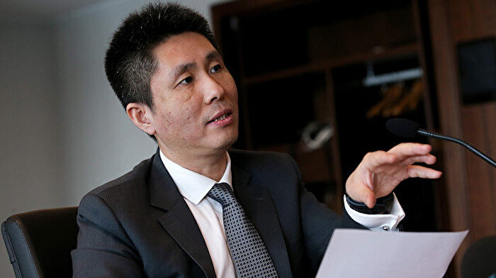 Çin'in İstanbul Başkonsolosu Cui Wei'den koronavirüs açıklaması