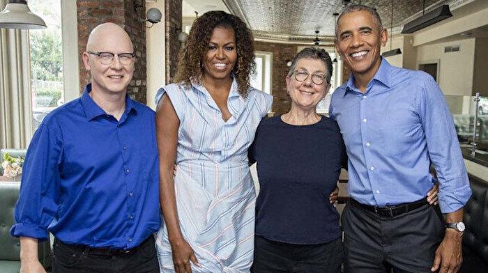 🎞️🎥 Yapımcılığa soyunan Obama çiftine ilk Oscar