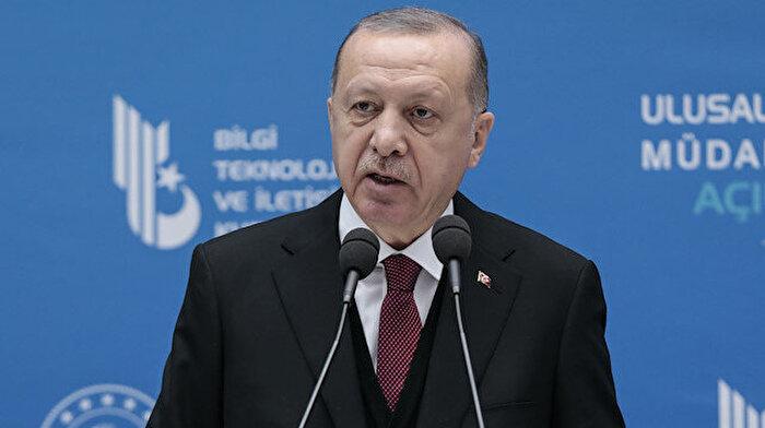 📱💻 Cumhurbaşkanı Erdoğan'dan sosyal medya ve internet uyarısı