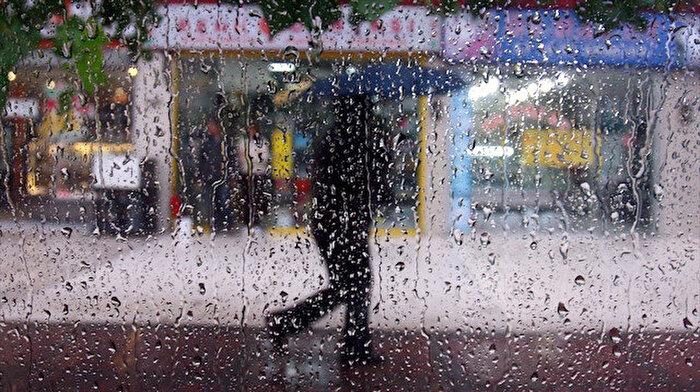 ☔ Meteoroloji İstanbulluları uyardı: Kar gitti, yağmur geliyor
