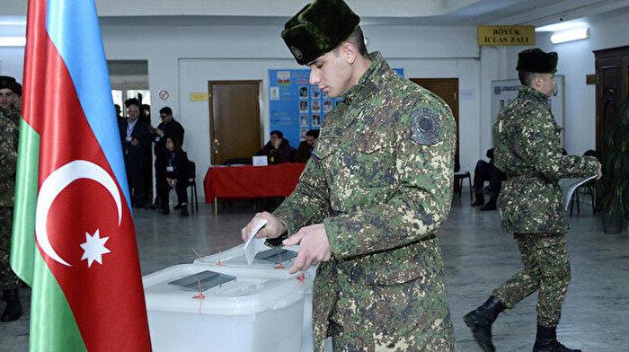Azerbaycan'da seçimden sürpriz çıkmadı