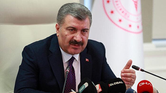 Sağlık Bakanı Koca: Sağlık personeli ve uçuş mürettebatı karantinadan çıkarıldı