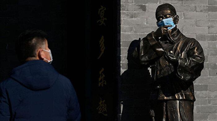 📱 Çin'de salgından etkilenenlere sosyal medyadan tedavi