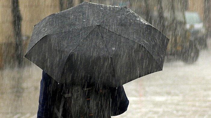 ☔ Meteoroloji'den İstanbul için yağış uyarısı