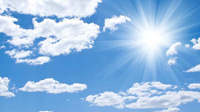 İçimiz ısınmaya başladı: Sıcaklıklar 5 derece artacak🌡️
