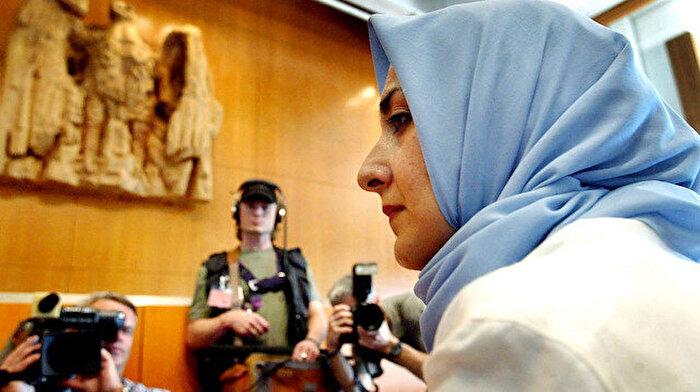 Almanya'da stajyer avukatlara başörtüsü yasağı