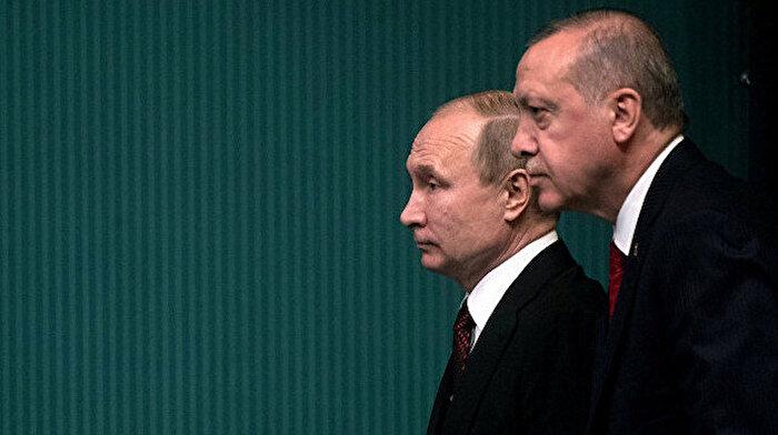📞☎️ Cumhurbaşkanı Erdoğan, Putin ile telefonda görüştü