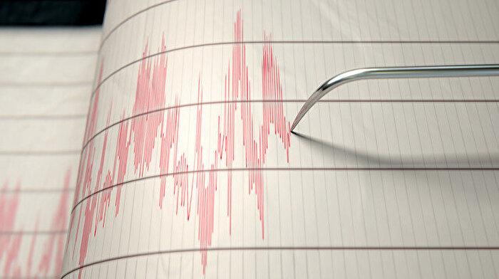 Balıkesir'de 3,8 büyüklüğünde deprem