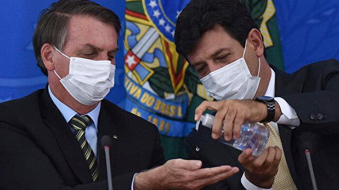 Brezilya'da koronavirüs kargaşası: Mafya sürece katıldı, Bolsonaro protesto edildi