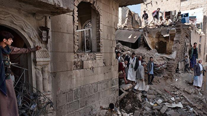Suudilerin Yemen'deki insanlık dışı ihlalleri