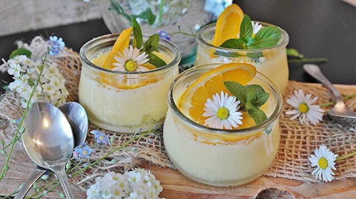 Bayramda da sütlüden vazgeçemeyenlere: Hafif ve farklı sütlü tatlı tarifleri