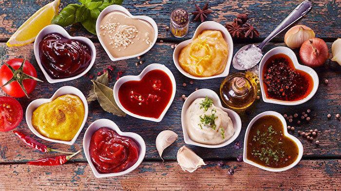 Hazır almaya son: Evde ketçap, mayonez, barbekü sos ve ranch sos nasıl yapılır?