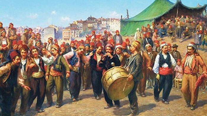 Osmanlı'da kurban bayramı gelenekleri