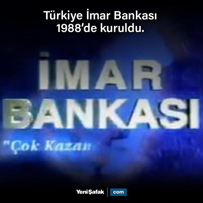 Türkiye İmar Bankası kuruldu