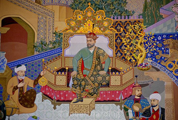 İbn Haldun'un Emir Timur'la sohbeti