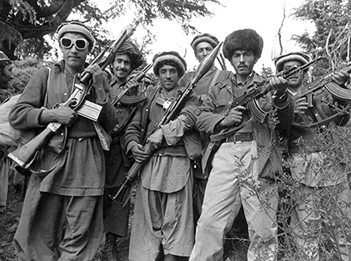 Karabağ Savaşı'nın Afgan mücahidleri
