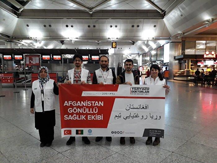 Yeryüzü Doktorları ile Afganistan'da bir hafta