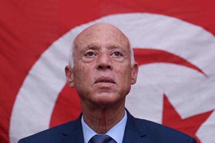 Tunus'ta yüzde 72'yle  Kays Said devri