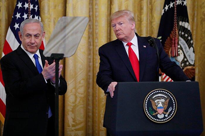 Kudüs'ü İsrail'e bırakan sözde barış planı