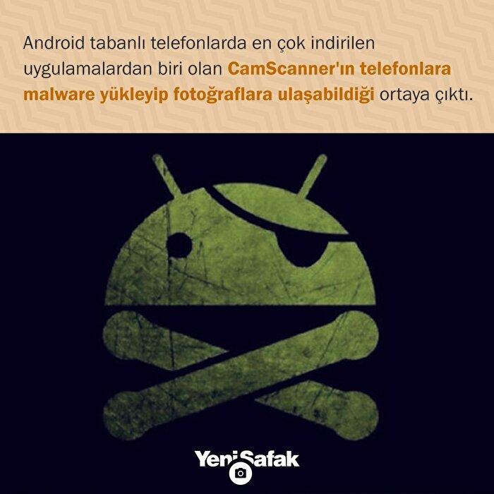 Android'te yer alan meşhur uygulama virüs yayıyor