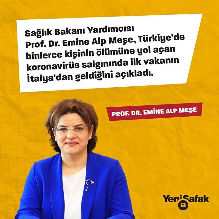 Türkiye'ye ilk koronavirüs vakası nereden geldi?