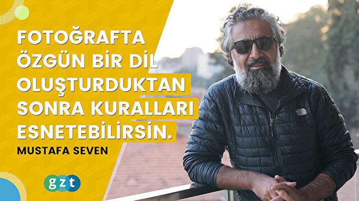 """Mustafa Seven: """"Fotoğrafta özgün bir dil oluşturduktan sonra kuralları esnetebilirsin."""""""