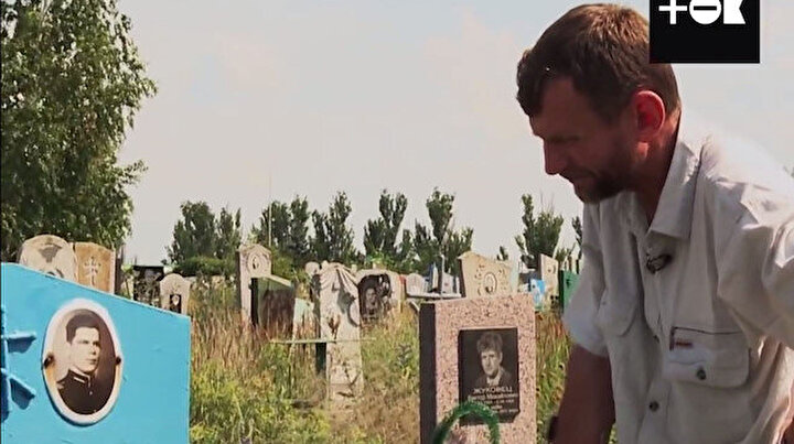 Gennadi Tsevma 30 yıl aradan sonra ülkesini ziyaret etti