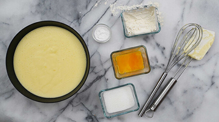 Pastacı kreması nasıl yapılır?