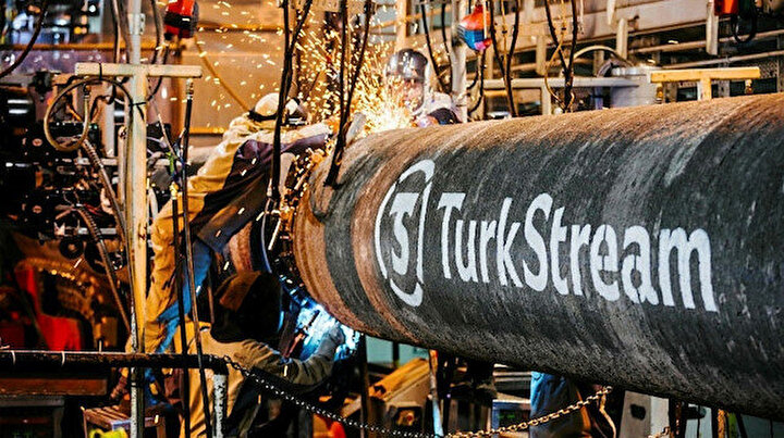 TürkAkım'da önemli mesafe katedildi: Bu yıl içinde işletime geçilecek