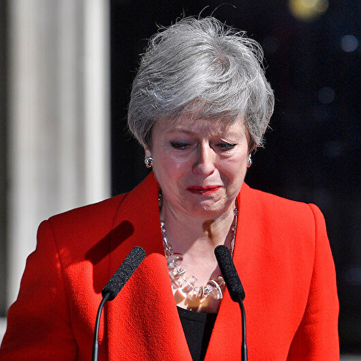 Brexit'in kaybedeni: Theresa May