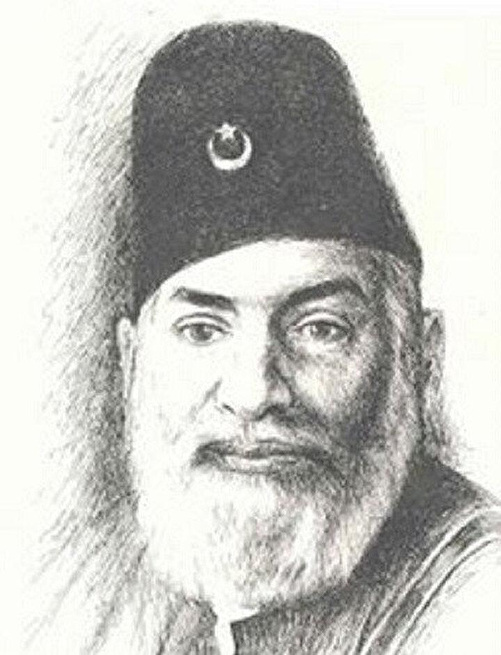 Nedvetü'l-ulemâ'nın ilk yöneticilerinden Şeyh Muhammed Ali.