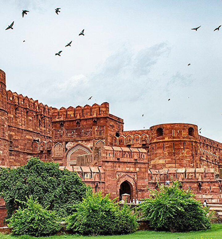 Amar Singh Kapısı.