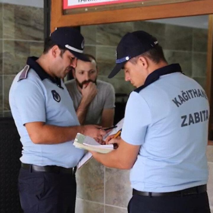 Kağıthane Belediyesi okulların çevresindeki denetimleri sıklaştırdı