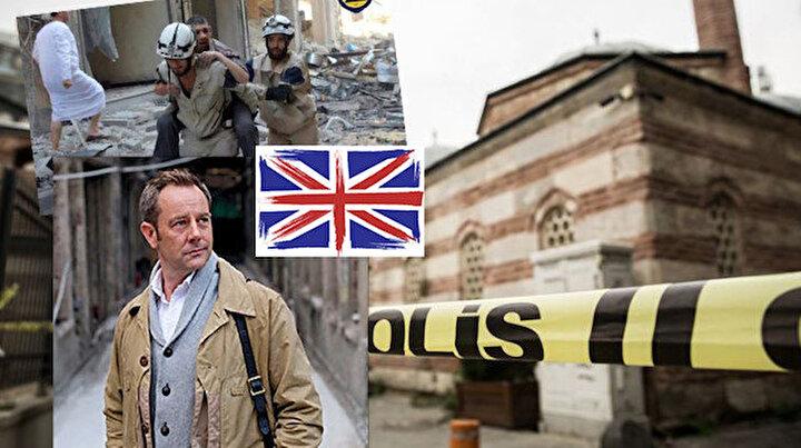 İngiliz ajana ait yeni görüntüler ortaya çıktı