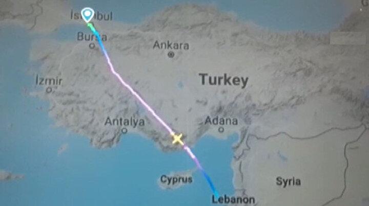 Dünyanın konuştuğu 'kaçışta' Atatürk Havalimanı'nda iki şüpheli uçuş