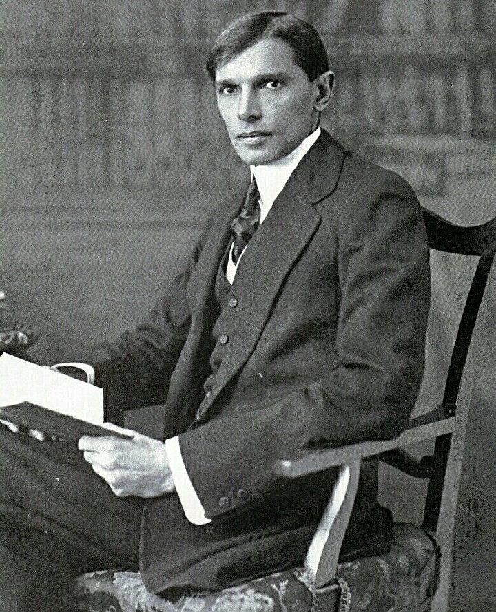 Muhammed Ali Cinnah.