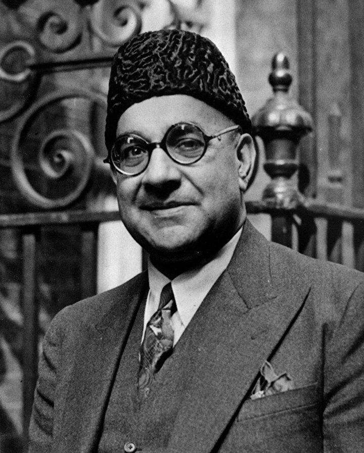 Eski Pakistan Başbakanı Liyakat Ali Han.