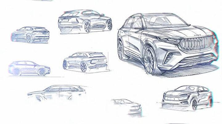 Yerli otomobilin tasarım sürecini anlatan mini belgesel