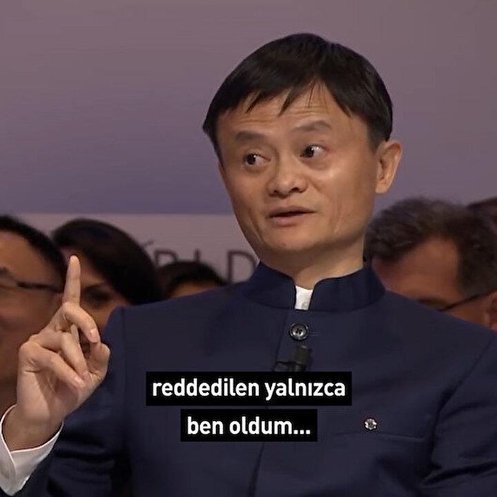 Asla pes etme: 'Jack Ma'nın başarısızlıklar silsilesi'