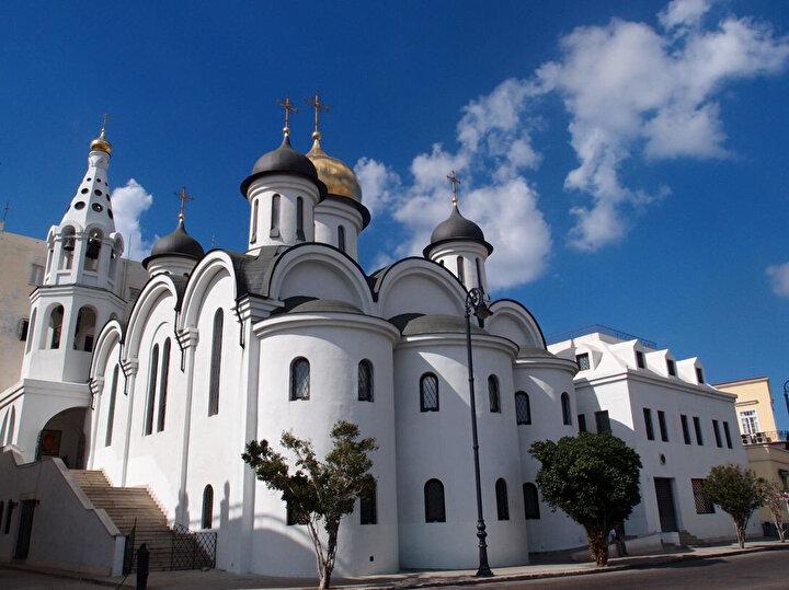 Kazan Ortodoks Katedrali.