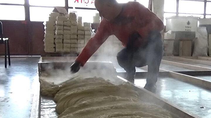 Bin yıllık yöntemle yapılan en doğal dezenfektan 'sabun'