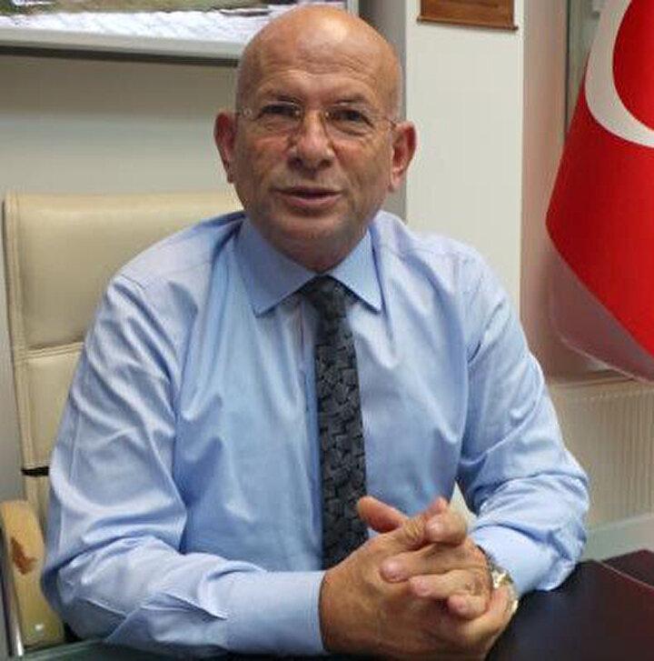 İstanbul Berberler Odası Başkanı Şükrü Akyüz