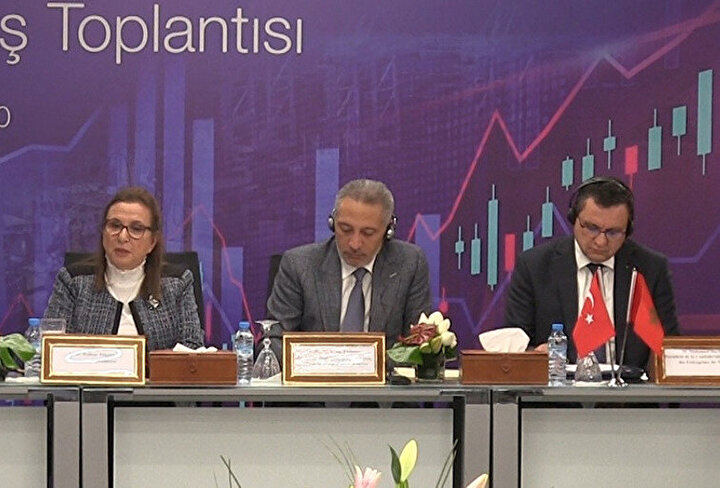Türkiye ile Fas arasındaki Serbest Ticaret Anlaşması yeniden gözden geçirildi.
