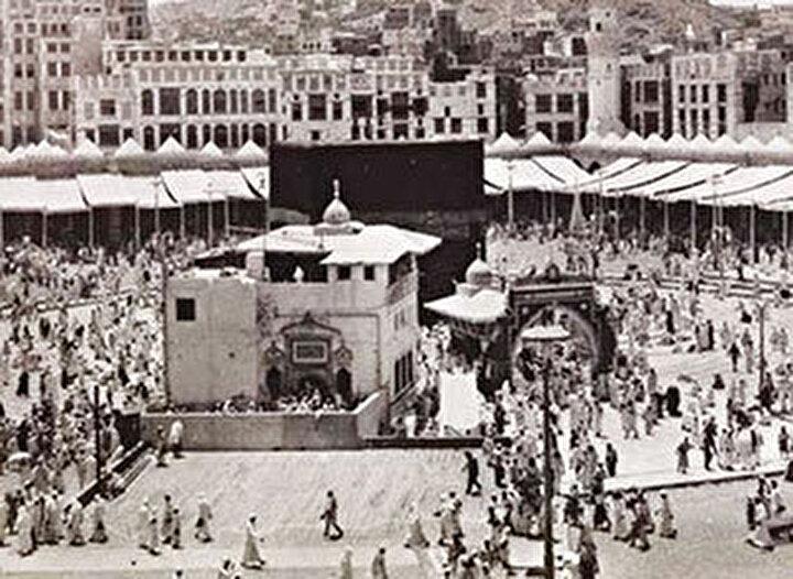 Mekke'de zaman yolculuğu