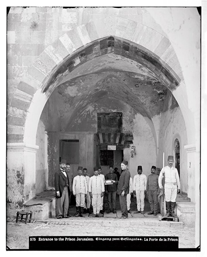 Kudüs Hapishanesinde İctima (1898-1914)