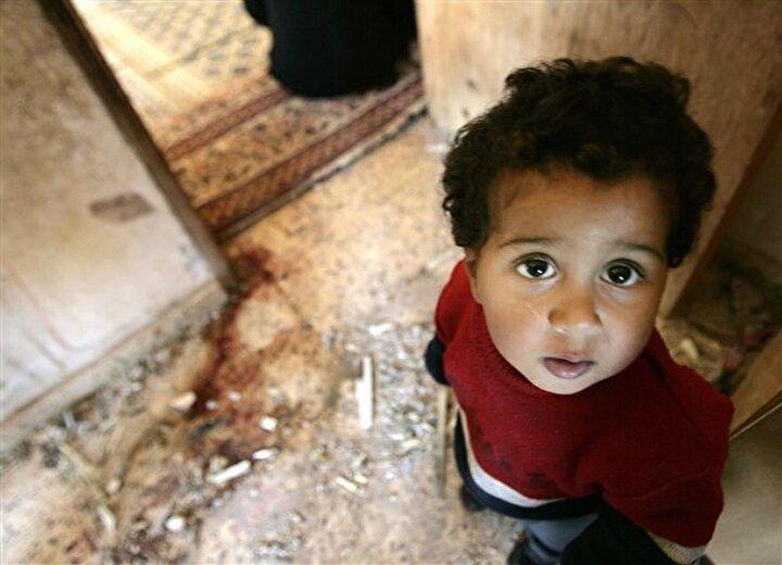Onlar Filistinli çocuklar...