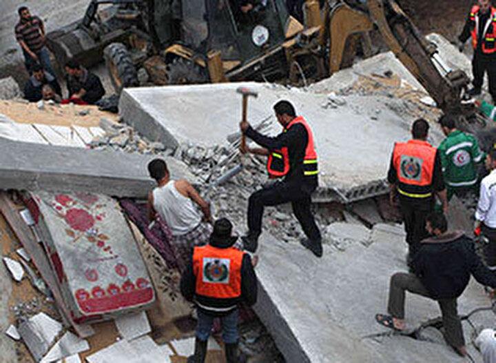 İsrail'in Gazze saldırısı