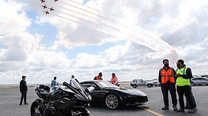 F-16 ile bile yarıştı