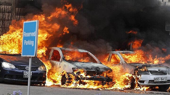 Kenya'daki patlamada hayatını kaybedenlerin sayısı arttı