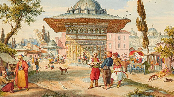 İstanbulun 100 Adeti